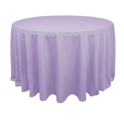 Lavender Polyester Linens