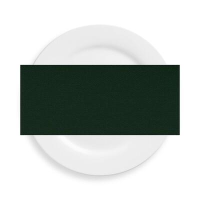 Hunter Green Polyester Napkins