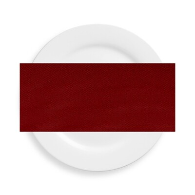 Apple Red Polyester Napkins