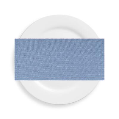 Dusty Blue Polyester Napkins