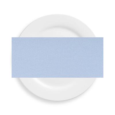 Light Blue Polyester Napkins