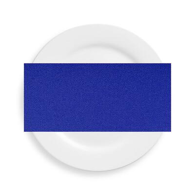 Royal Blue Polyester Napkins