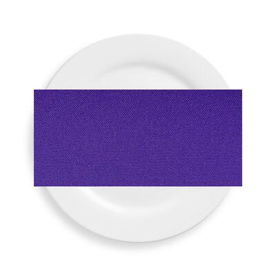 Royal Purple Polyester Napkins