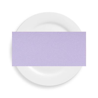 Lavender Polyester Napkins