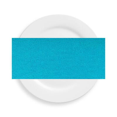 Turquoise Polyester Napkins