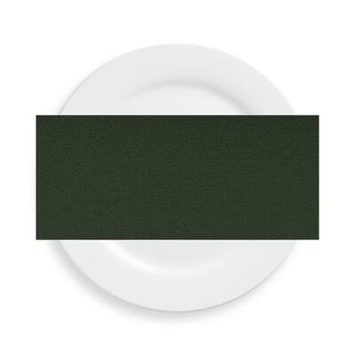 Olive Green Polyester Napkins