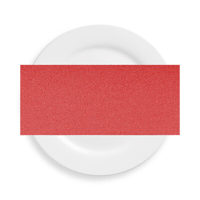 Coral Polyester Napkins