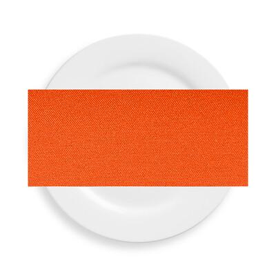 Orange Polyester Napkins