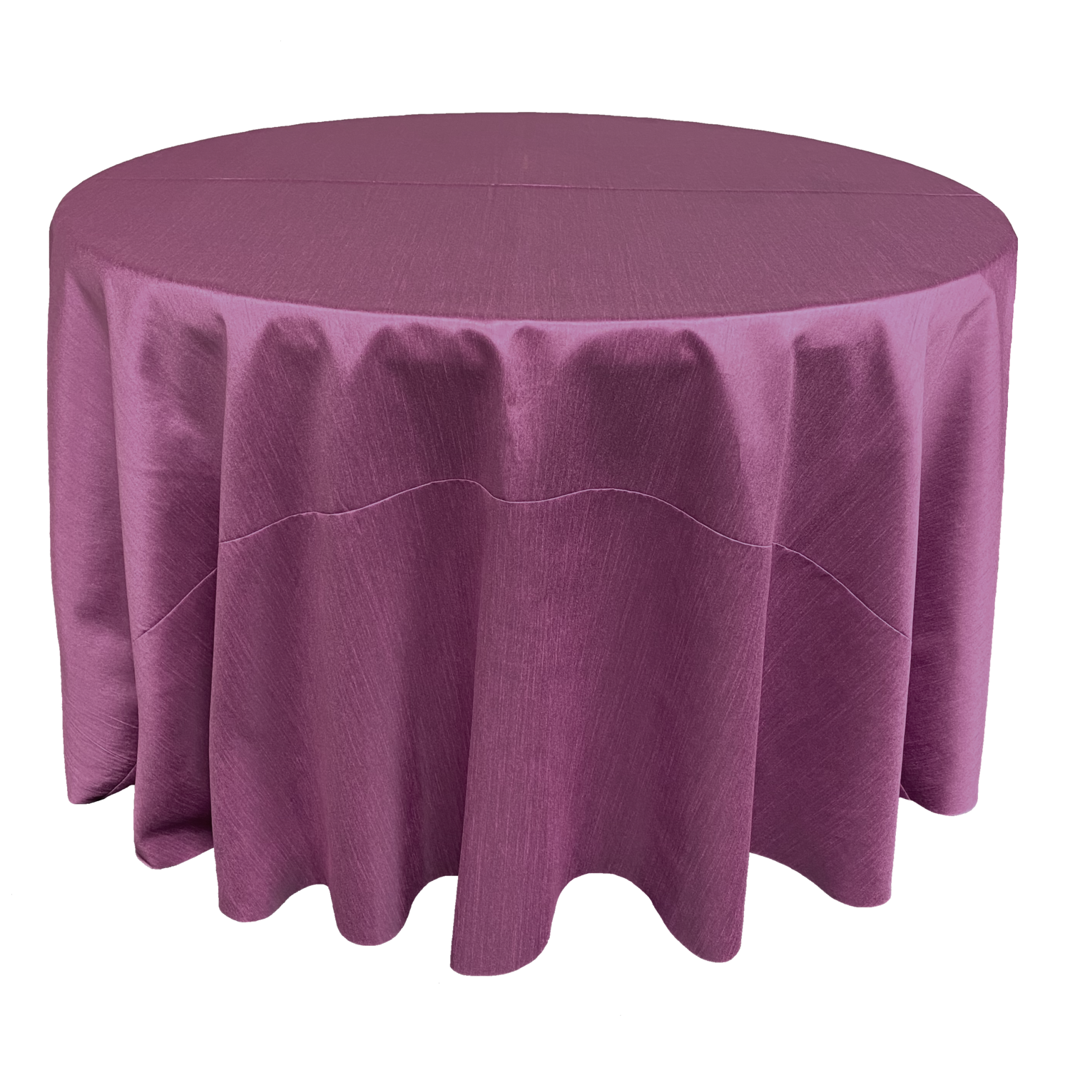 Orchid Shantung Linens