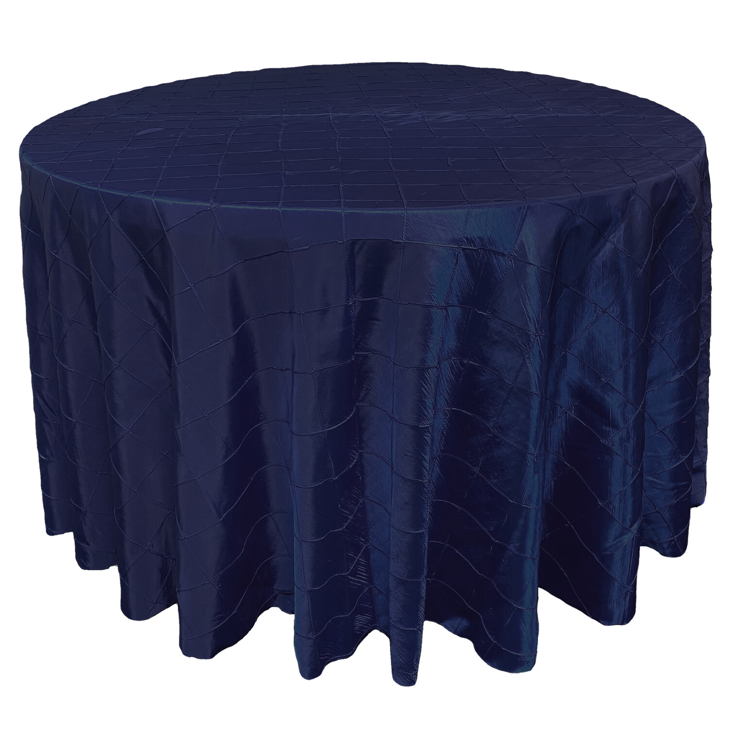 Navy Blue Pintuck Linens