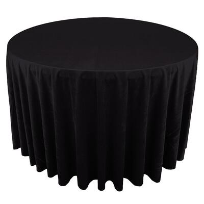 Black Premium Velvet Linens