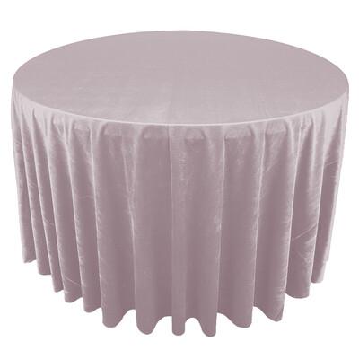 Blush Premium Velvet Linens