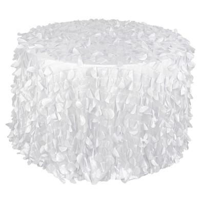 White Confetti Linens