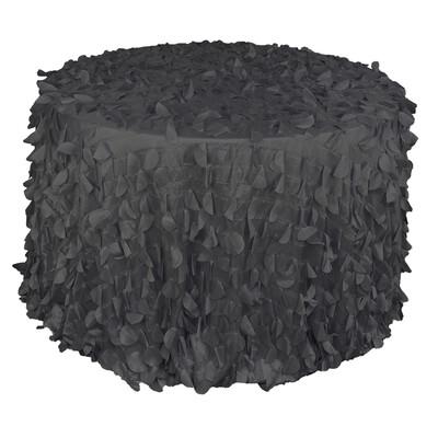 Black Confetti Linens
