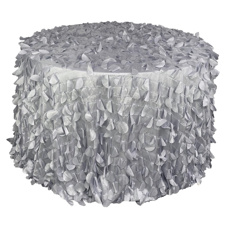 Silver Confetti Linens