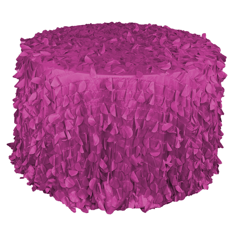 Fuchsia Confetti Linens