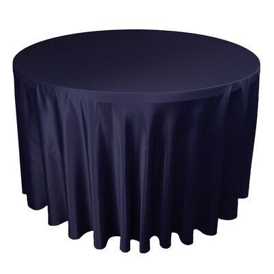Navy Blue Lamour Linens