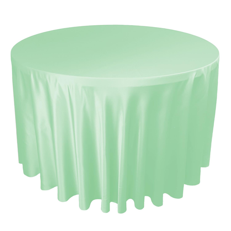 Mint Green Lamour Linens