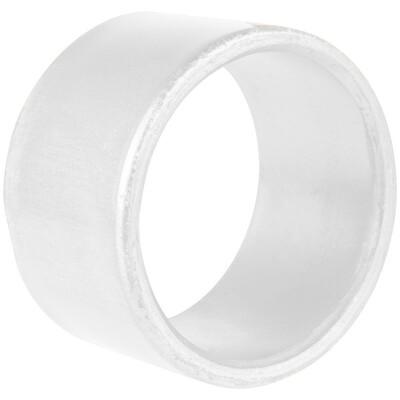 White Smooth Napkin Ring