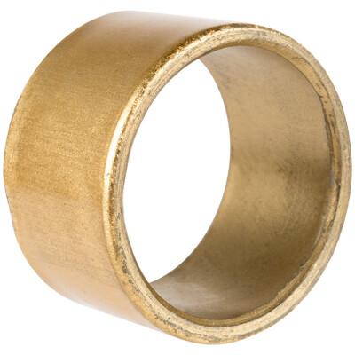 Gold Smooth Napkin Ring