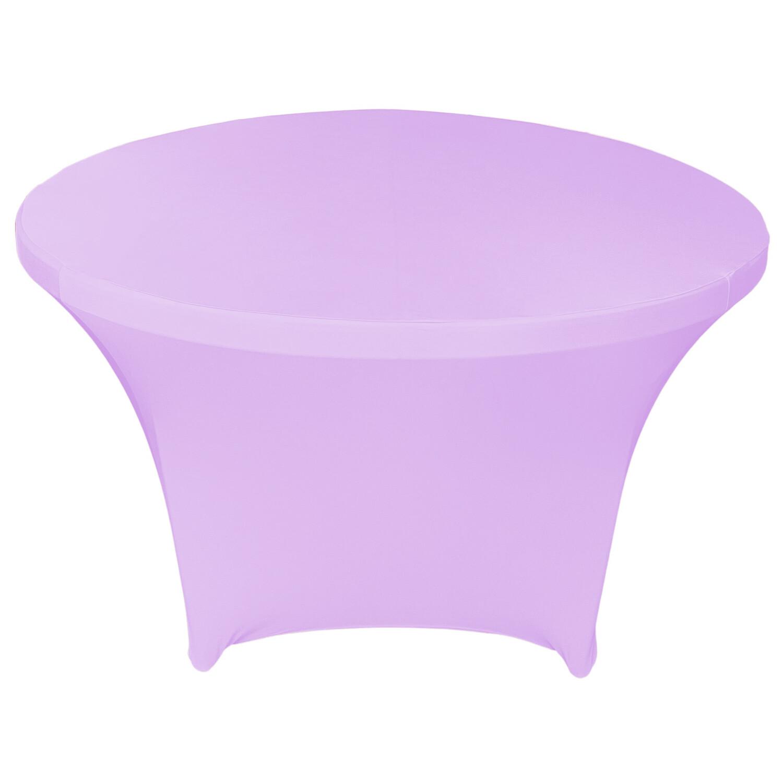 Lavender Spandex Linens