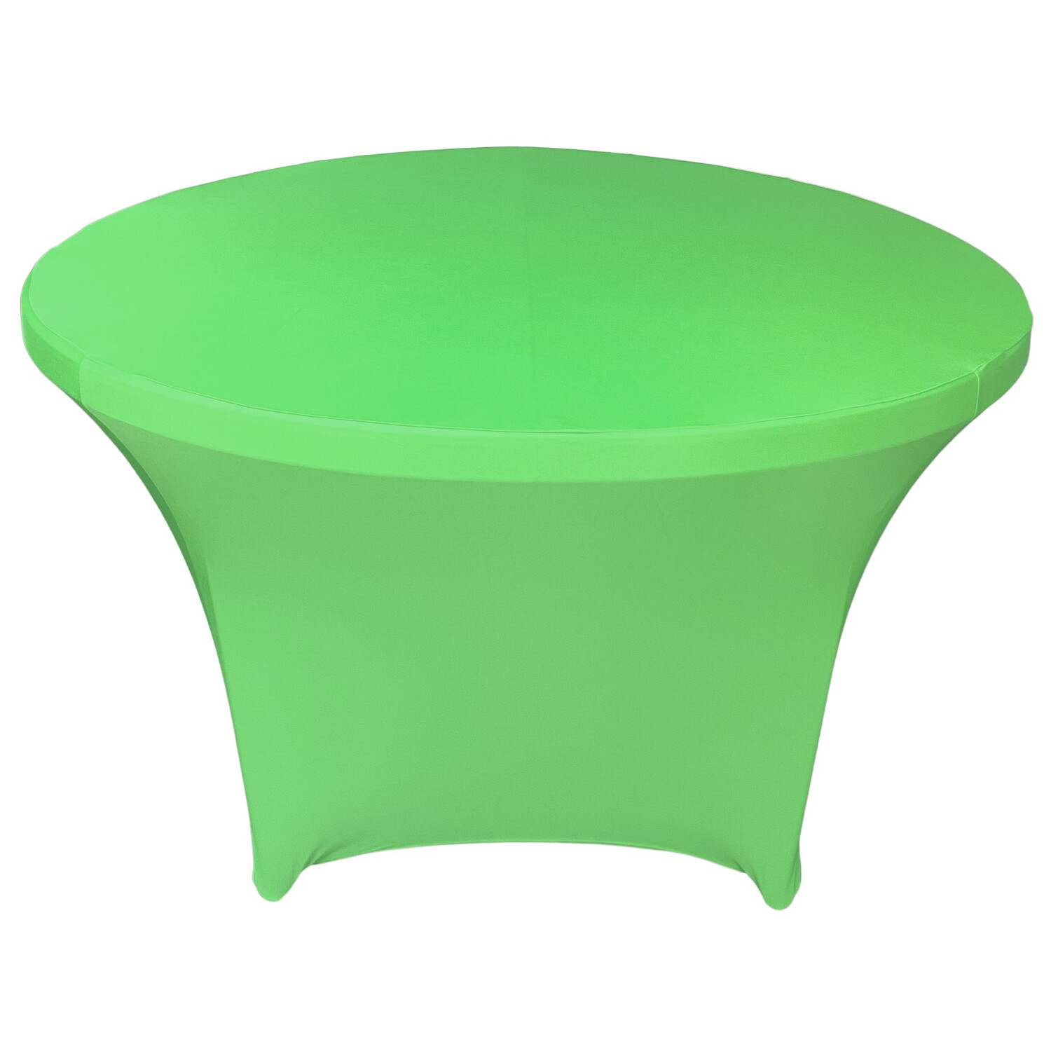 Lime Green Spandex Linens