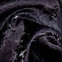 Black Crushed Iridescent Satin Linens