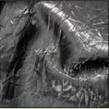 Platinum Crushed Iridescent Satin Linens