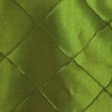 Moss Green Pintuck Linens