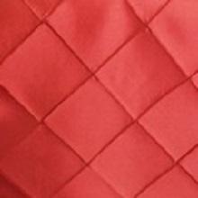 Apple Red Pintuck Linens