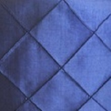 Navy Blue Pintuck Linens