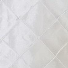 White Pintuck Linens