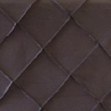 Black Pintuck Linens