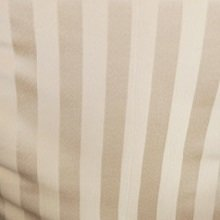 Champagne on Champagne Striped Linens
