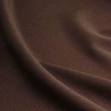 Chocolate Polyester Linens
