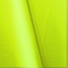 Neon Yellow Polyester Linens