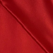 Apple Red Lamour Linens