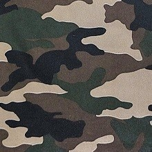 Camouflage Lamour Linens