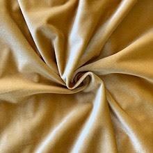 Gold Premium Velvet Linens