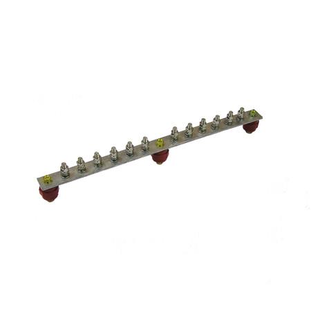 Главная заземляющая шина ГЗШ.02-430.450.12М8-МЛ