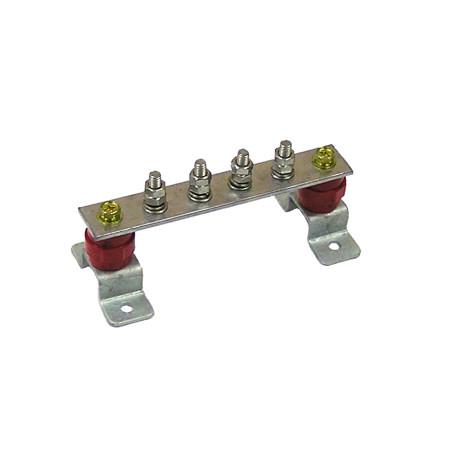 Главная заземляющая шина ГЗШЛ.06-430.180.4М8-МЛ