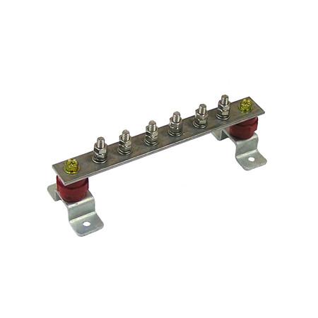 Главная заземляющая шина ГЗШЛ.06-430.240.6М8-МЛ