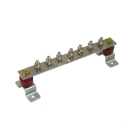 Главная заземляющая шина ГЗШЛ.06-430.270.7М8-МЛ