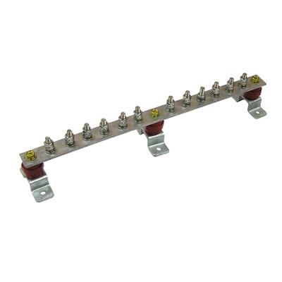 Главная заземляющая шина ГЗШЛ.06-430.450.12М8-МЛ