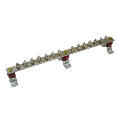 Главная заземляющая шина ГЗШЛ.06-430.510.14М8-МЛ