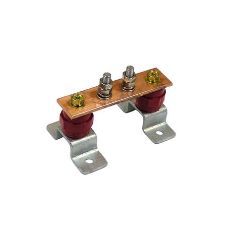 Главная заземляющая шина ГЗШЛ.06-430.120.2М8-М