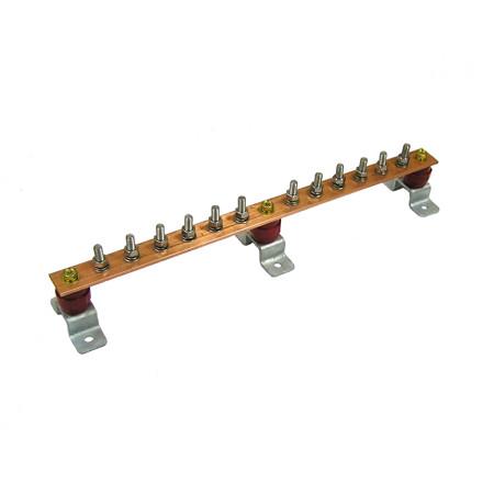 Главная заземляющая шина ГЗШЛ.06-430.450.12М8-М