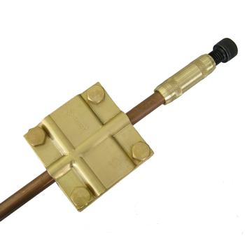 Комплект заземления из омедненной стали КЗМ-13.3 (14,2) 13,5 метров (3х4,5)