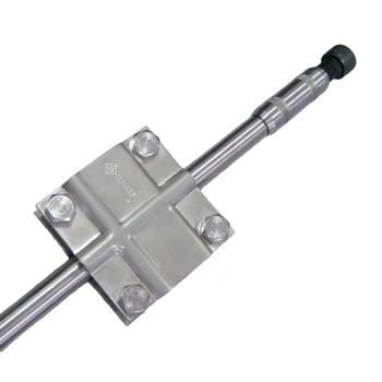 Комплект заземления из нержавеющей стали КЗН-13.3 (16) 13,5 метров (3 х 4,5)