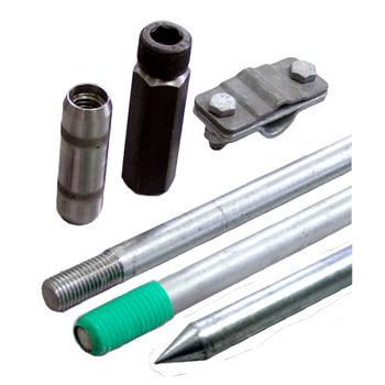 Комплект заземления из оцинкованной стали КЗЦ-10.1-01 (16) 10 м